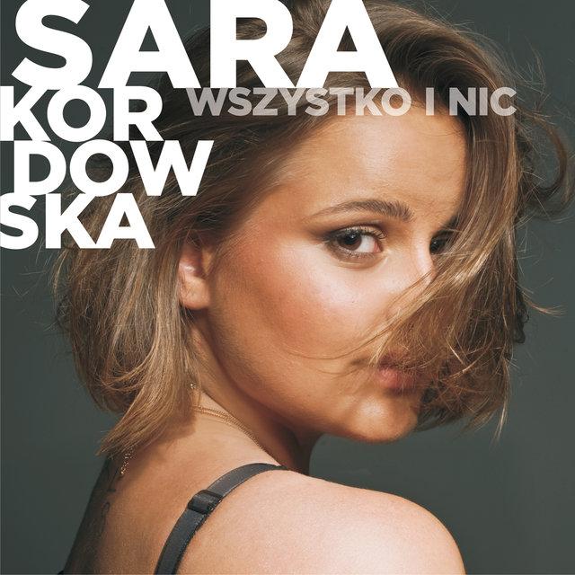 Cover art for album Wszystko i Nic by Sara Kordowska