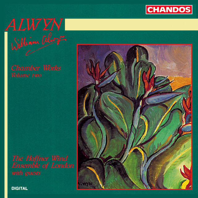 Alwyn: Chamber Works, Vol 2