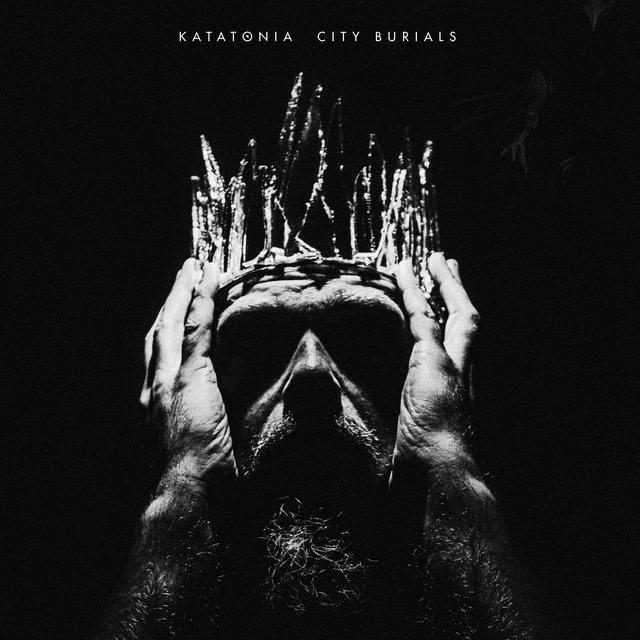 Cover art for album City Burials by Katatonia