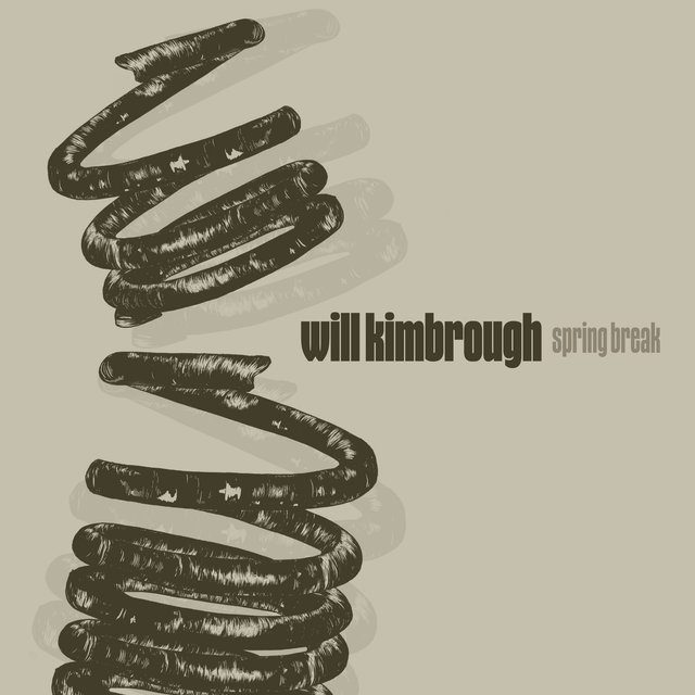 Cover art for album Spring Break by Will Kimbrough