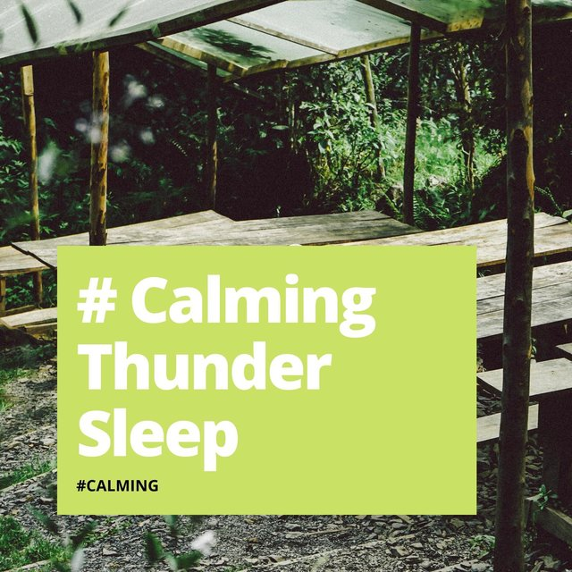 # Calming Thunder Sleep