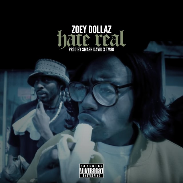 Hate Real - Single