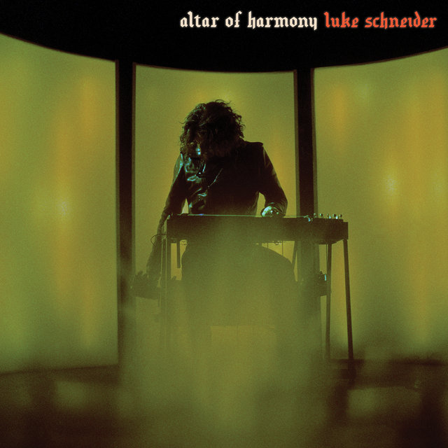 Cover art for album Altar of Harmony by Luke Schneider