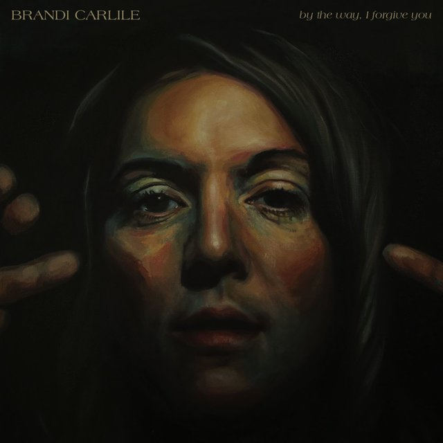 Cover art for album By the Way, I Forgive You by Brandi Carlile