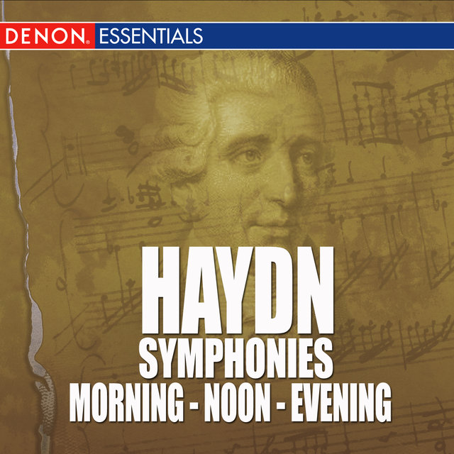 Haydn - Symphonies - Morning - Noon - Evening