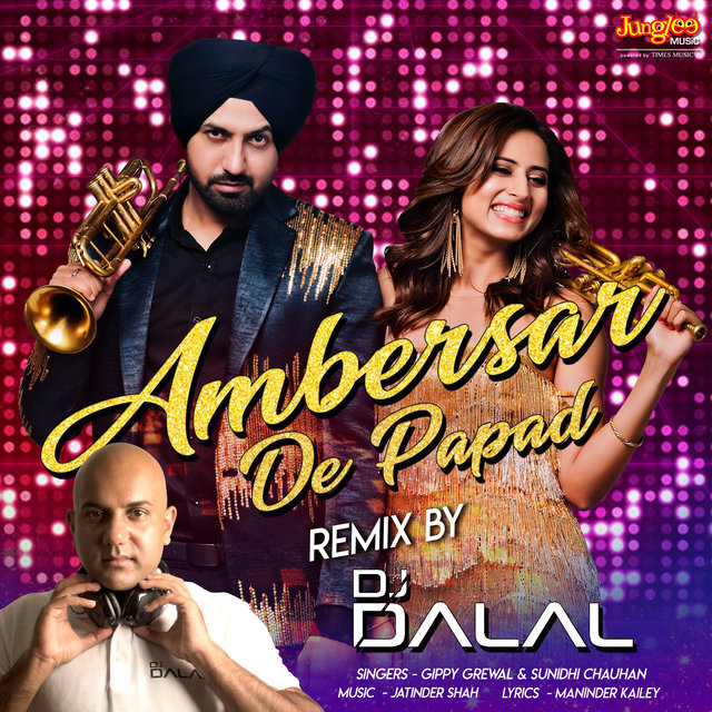 Ambersar De Papad (Remix) - Single
