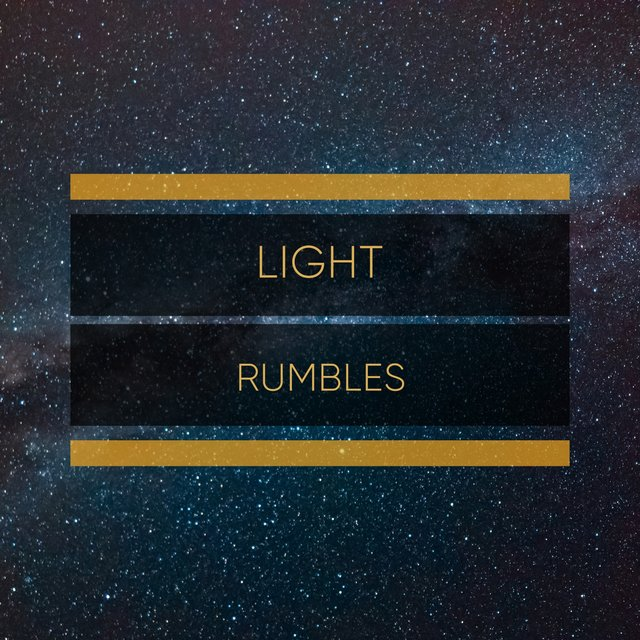 # 1 Album: Light Rumbles