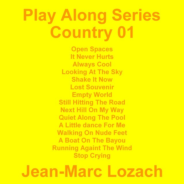 Play Along Series Country 01