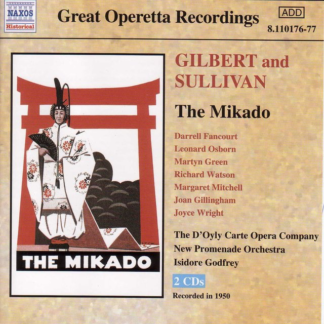 Sullivan: Mikado (The) (D'Oyly Carte) (1950)