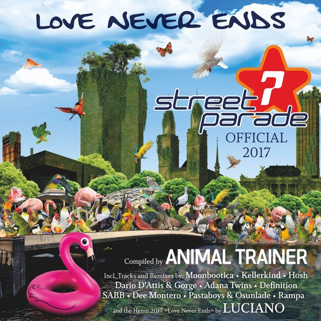 Street Parade 2017 Official (Compiled by Animal Trainer)