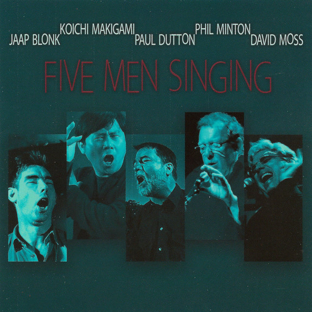 Five Men Singing