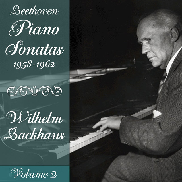 Beethoven: Piano Sonatas (1958-1962), Volume 2