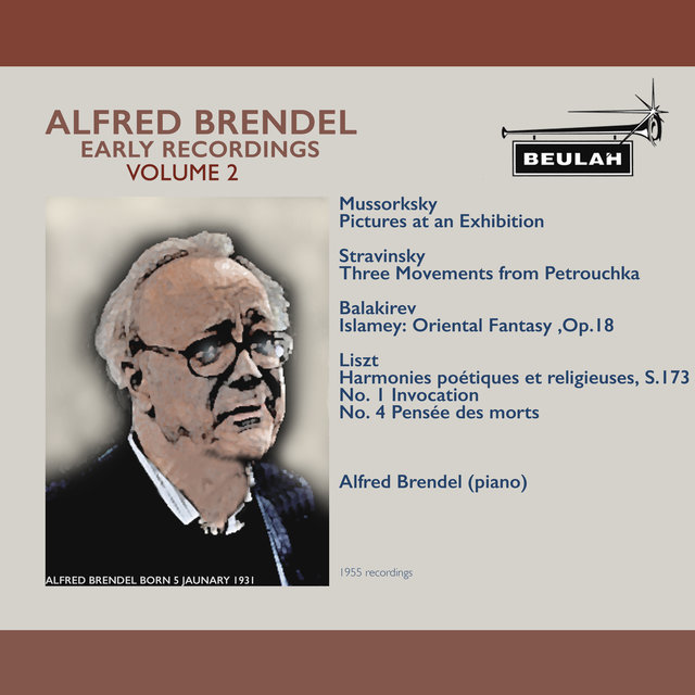 Alfred Brendel Early Recordings, Vol. 2