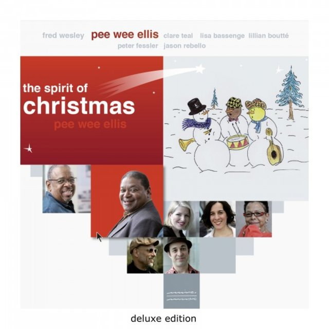 The Spirit of Christmas (Deluxe Edition)