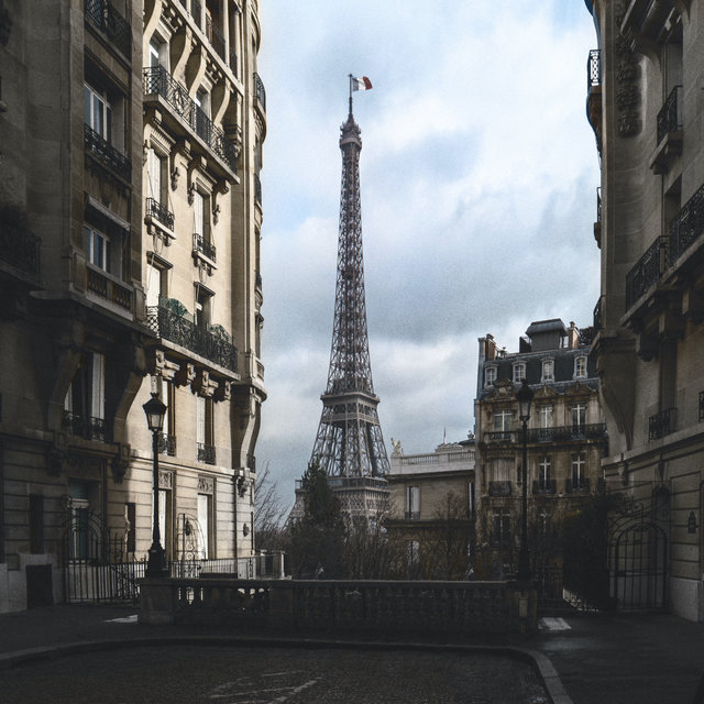 Relaxing City Sounds Sleep Paris Loopable
