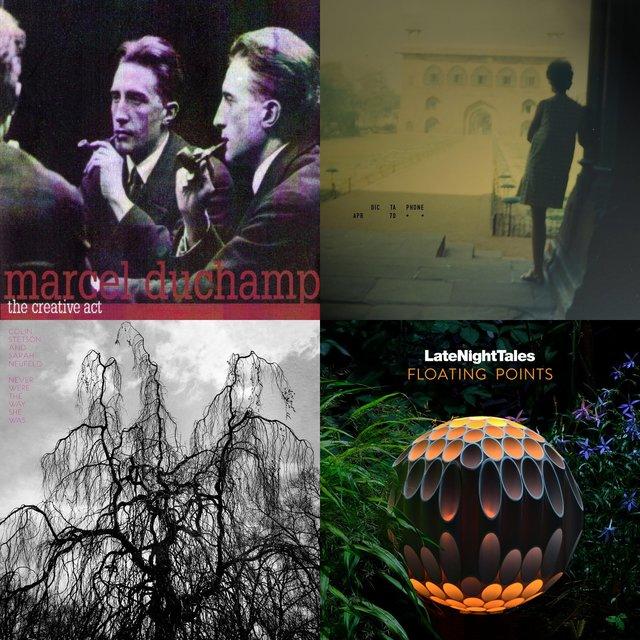 Cover art for album Dinleme Listesi No. 22: Eşit Uzaklık by User