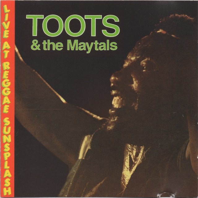 Toots & The Maytals Live @ Reggae Sunsplash 1982