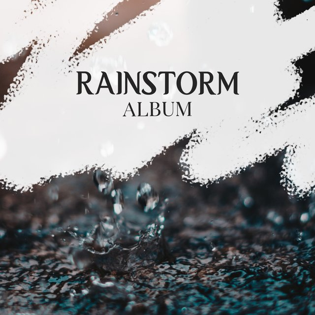 Meditative Rainstorm & Nature Album