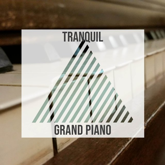 Tranquil Background Grand Piano Album