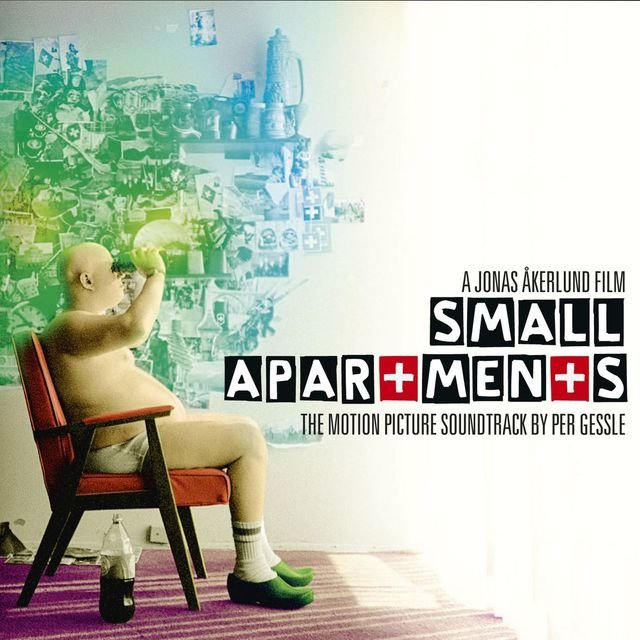 Cover art for album Small Apartments by Per Gessle