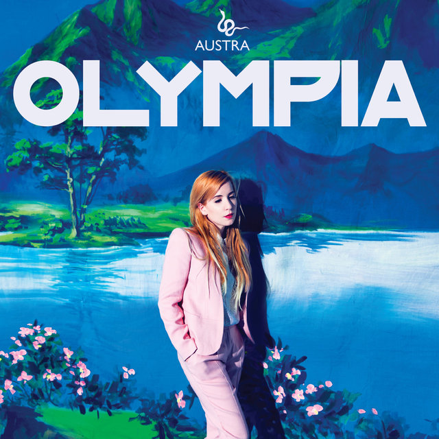 Cover art for album Olympia by Austra