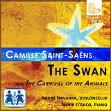 Carnival of the Animals: XII. Le Cygne (The Swan) (version for cello and piano)
