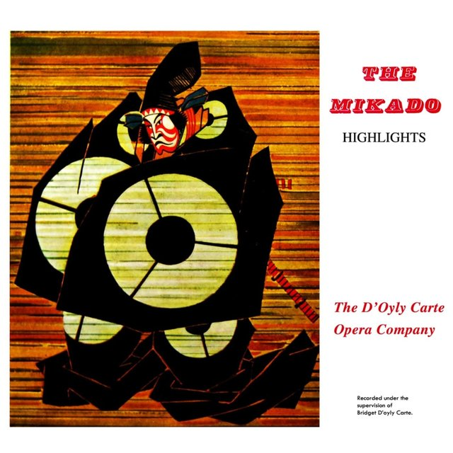 The Mikado Highlights