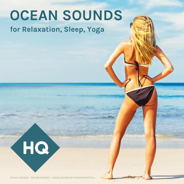 Ocean Sounds for Relaxation, Sleep, Yoga