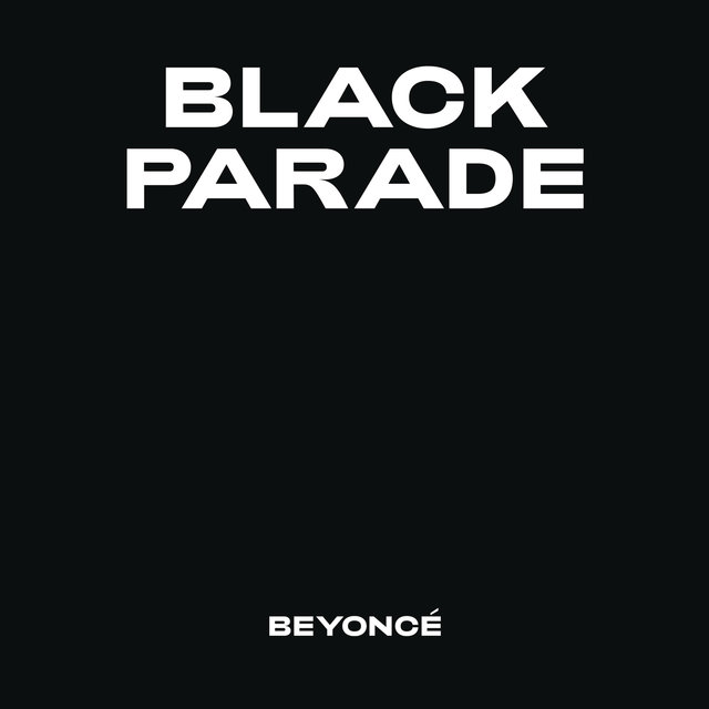 Cover art for album BLACK PARADE (Extended Version) by Beyoncé