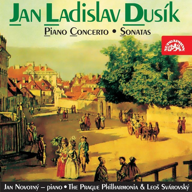 Dusík: Piano Concerto and Sonatas