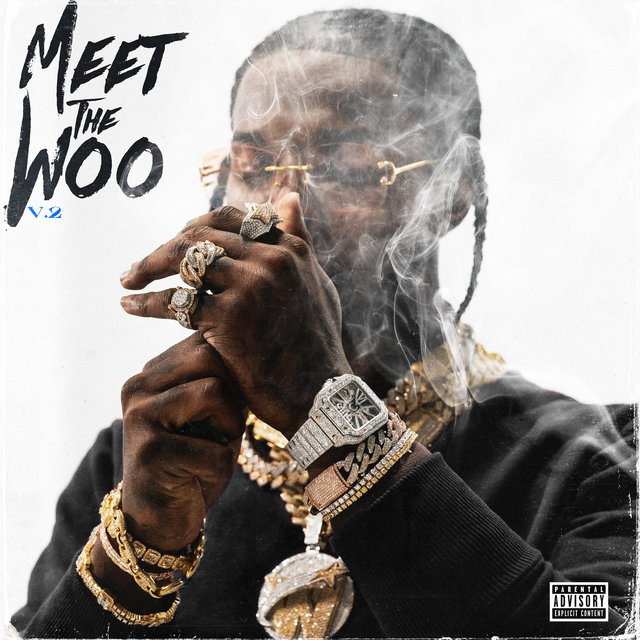 Cover art for album Meet The Woo 2 by Pop Smoke