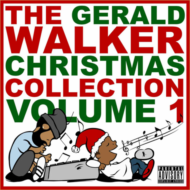 The Gerald Walker Christmas Collection Vol 1