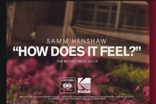 How Does It Feel? (Official Video)