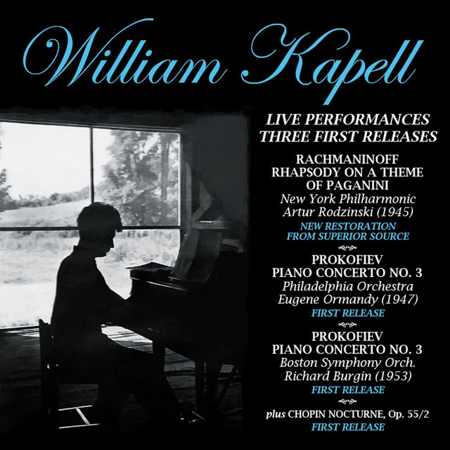 Live Performances -  First Three Releases (Restored)