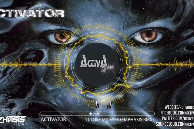 Activator - I Close My Eyes (Emphasis Remix) - Official Preview (Activa Shine)