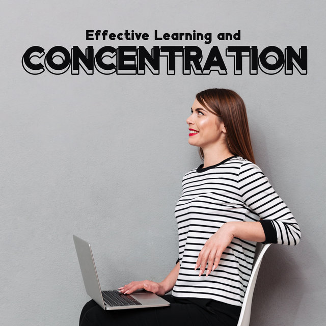 Effective Learning and Concentration - Saxophone Melodies that Help in Memorizing, Focus Music, Brain Works, Good Results