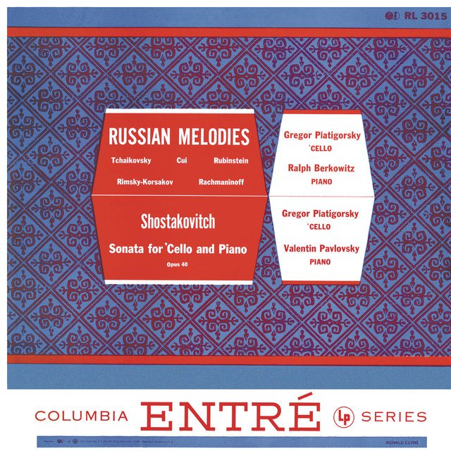 Russian Melodies (Remastered)