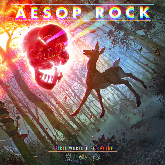 Cover art for album Spirit World Field Guide by Aesop Rock