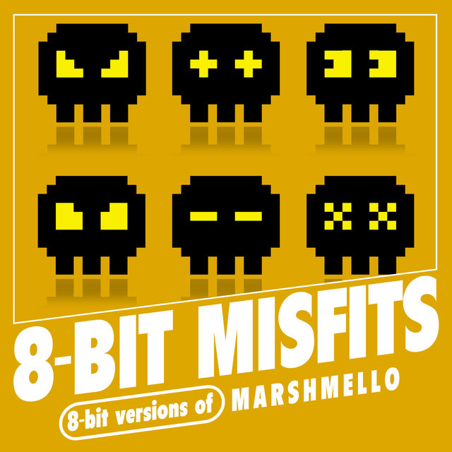 8-Bit Versions of Marshmello