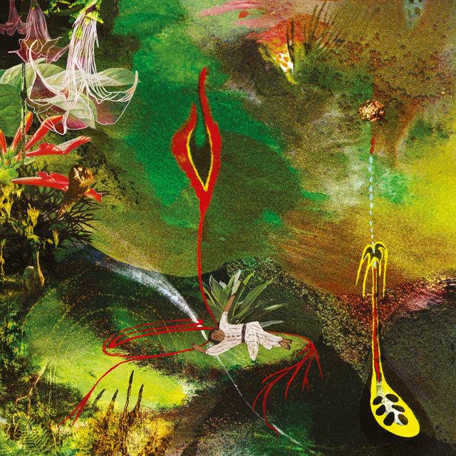 Cover art for album Cimora by Tomás Tello