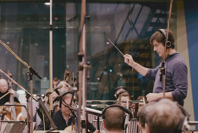 Working with Thomas Newman on the Tolkien Score