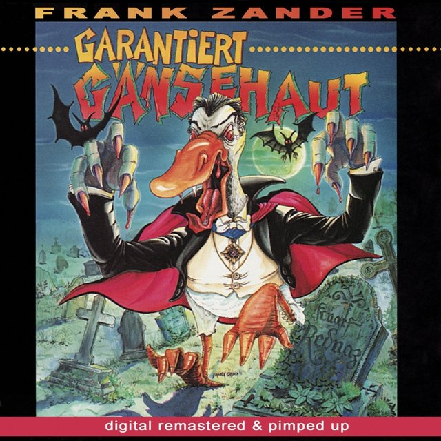 Garantiert Gänsehaut - remastered and pimped up
