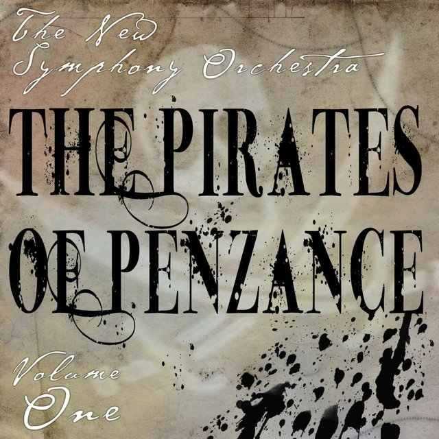 The Pirates Of Penzance, Vol. 1
