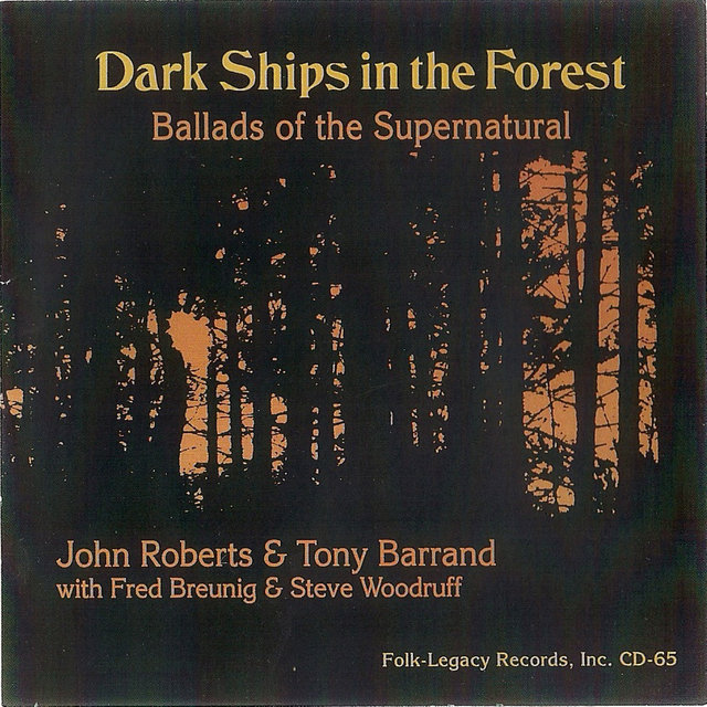 Dark Ships in the Forest