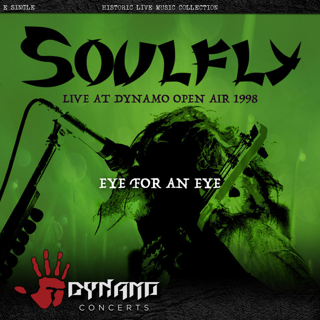 Eye For An Eye (Live At Dynamo Open Air 1998)
