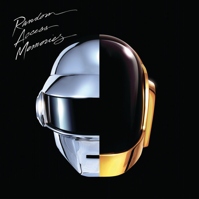 Cover art for album Random Access Memories by Daft Punk