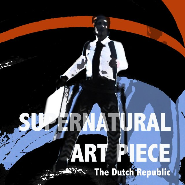 Cover art for album Supernatural Art Piece by The Dutch Republic