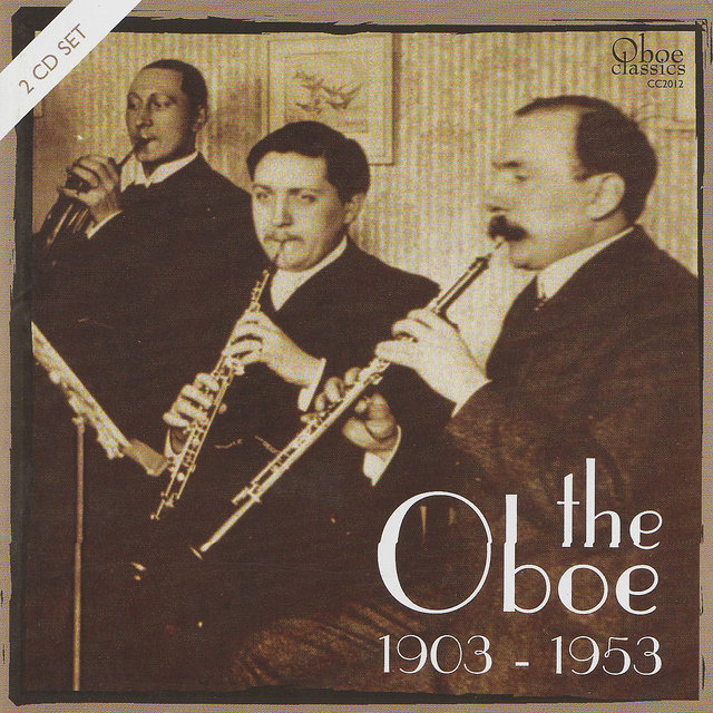 The Oboe 1903-1953