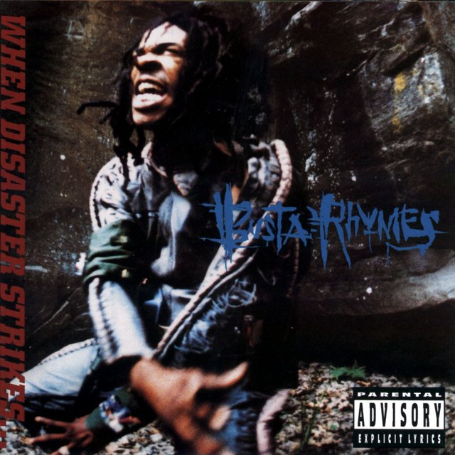 Cover art for album  by Busta Rhymes