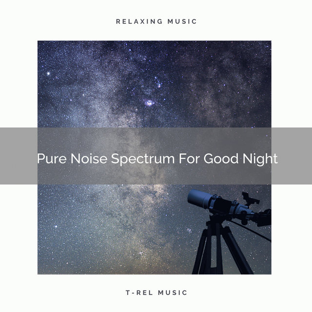 Pure Noise Spectrum For Good Night